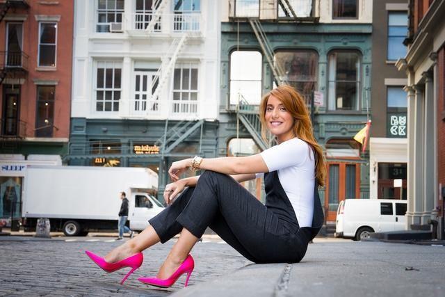 Camilla Marcus, 33, owner of West~Bourne