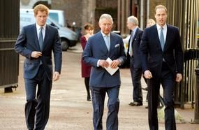 Prince Charles 'Upset' With William, Harry For Doing This