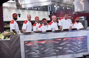 Hell's Kitchen S18E5: Fish Out Of Water