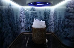 Inside Dubai's Luxury Floating Houses With James Bond-Style Underwater Tanks