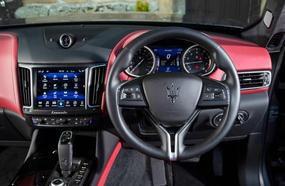 New Maserati Levante V6 Petrol 2018 Review