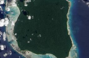 American Missionary Body Still On Remote Island As Police Don't Want To Risk Harming Tribe