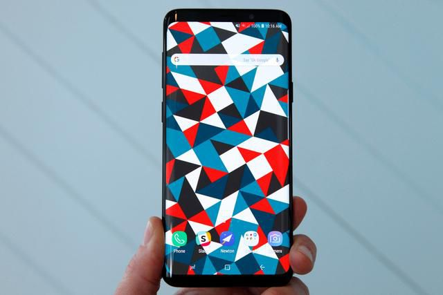 This Is Samsung's Galaxy S10+, Again