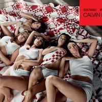 Khloé Kardashian Shows Off Her Post-Baby Body In Sexy Calvin Klein Underwear Photo