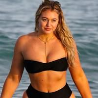 We Can't Get Over How Hot Iskra Lawrence's Butt Looks In These Super Cheeky Bikini Bottoms