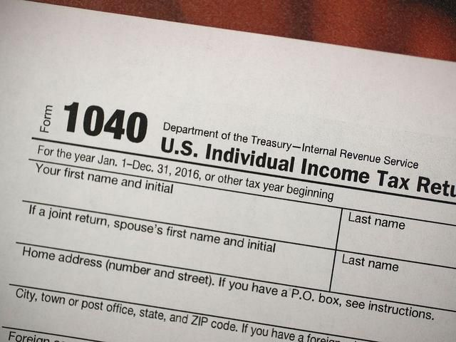 Will The Government Shutdown Affect Tax Refunds And Returns? Maybe Not