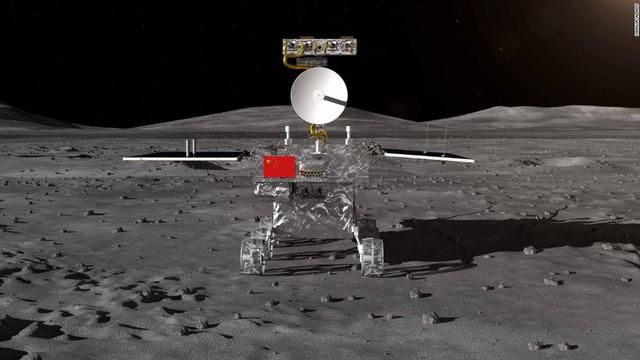 Chinese mission uncovers secrets on the far side of the moon