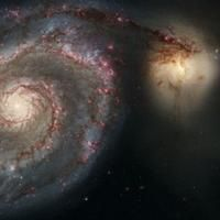 Nearby Galaxy Is Hurtling Towards Milky Way - And It Could Wipe Out Life On Earth