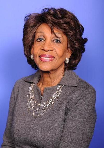 Congresswoman Maxine Waters Makes History As First Black, First Woman To Chair House Financial Services Committee