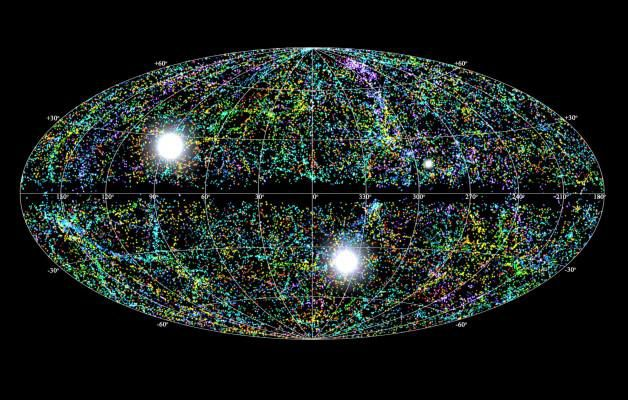 Astronomers Spot More Mysterious Radio Signals From Far Outside The Galaxy