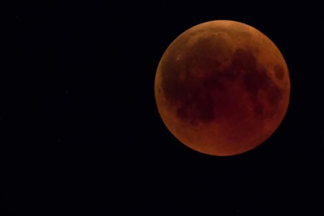 How To Watch The Super Blood Wolf Moon This Weekend