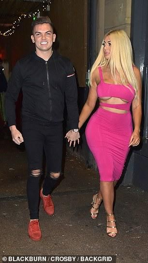 Geordie Shore's Chloe Ferry Joins Sophie Kasaei For Raucous Cast Night Out