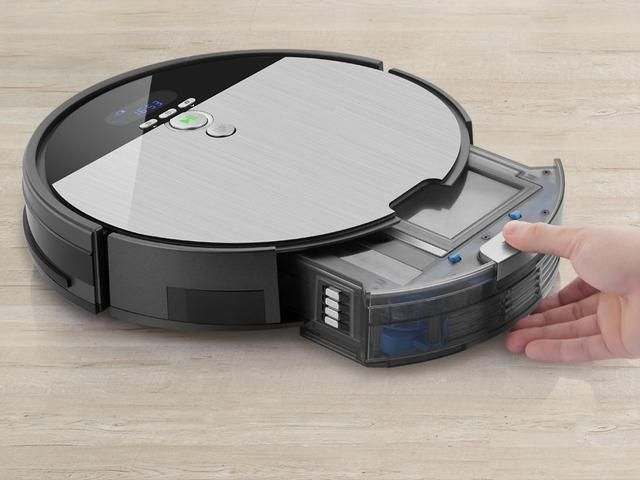 I tried a $230 Roomba alternative that automatically vacuums and mops floors - here's what using it was like