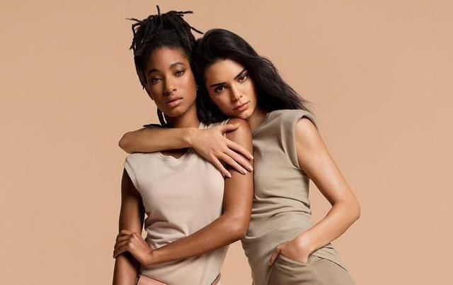 Willow Smith Joins Kendall Jenner In Stuart Weitzman Ad Celebrating Diversity
