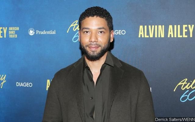 First Picture Of Jussie Smollett's Beaten Up Face After Hate Attack Accidentally Revealed