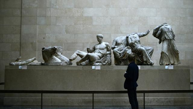 Outrage After British Museum Director Says Theft Of Parthenon Marbles Was A 'Creative Act'
