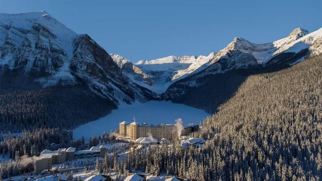Alberta, Canada As Your Next Winter Getaway? Yes. Seriously.