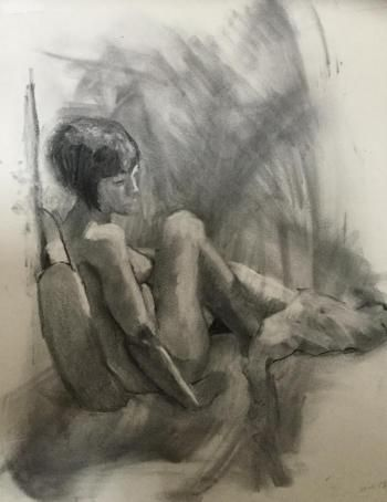 'What's Nude In Boothbay Harbor?' Opening Feb. 14