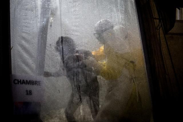 DR Congo Ebola Death Toll Passes 500: Health Ministry