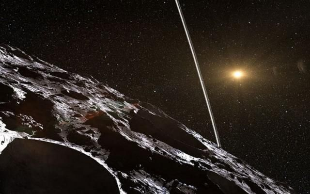 Researchers Come Up With Way To Build Space Stations Inside Asteroids