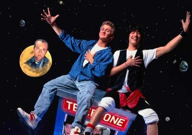 Bill And Ted's Excellent Anniversary: How Two Guitar-Wielding Airheads Conquered Comedy 30 Years Ago