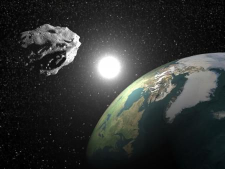 2013 MD8: 300-Foot Asteroid Will Make Close Approach To Earth Today