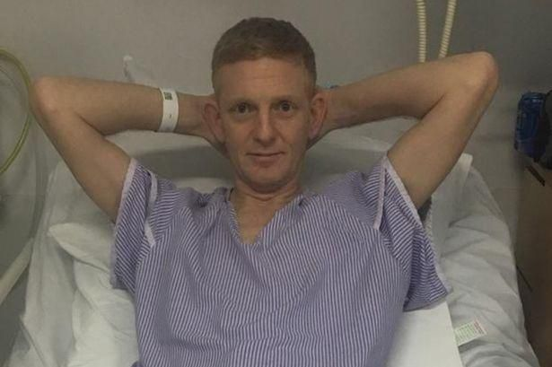 Healthy Postman Struck Down By Deadly Infection As He Slept - And It Cost Him His Legs
