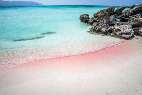 Most Striking Pink Sand Beaches In The World