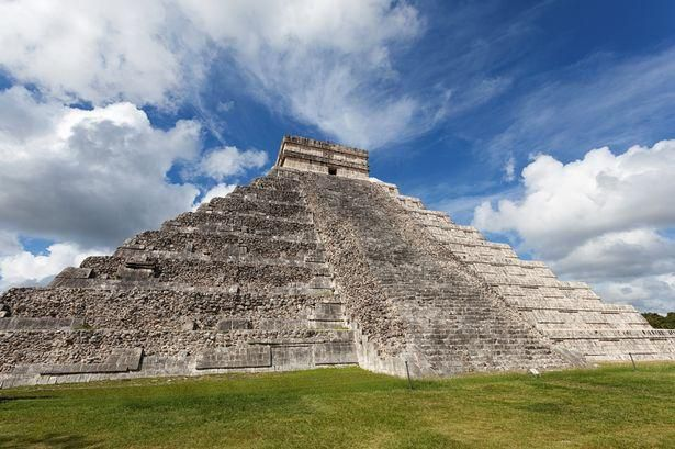 Secret Cave Of Relics Untouched For 1,000 Years Found Under Mayan Ruins