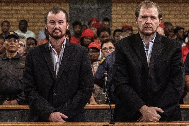 White Farmers Jailed For Murder Of Black Teen In South Africa