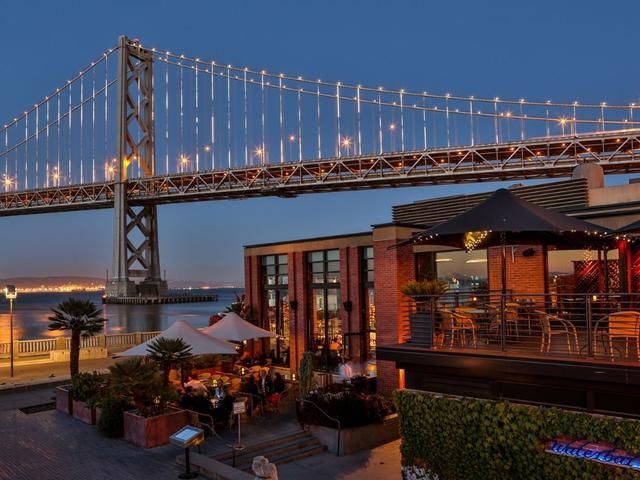 Where to Eat and Drink on the Embarcadero