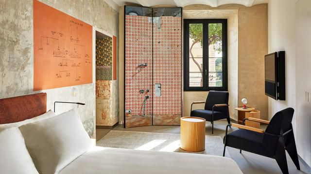 Inside Fendi And Starchitect Jean Nouvel's Over-The-Top New Hotel In Rome