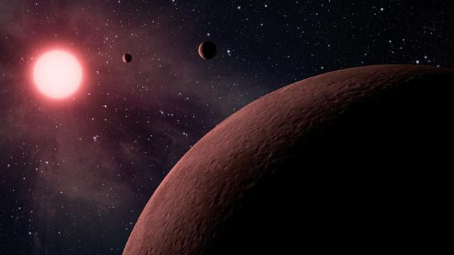 Some Exoplanets Tilt Too Much, And It's Pushing Everyone Apart