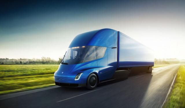 Tesla Semi Opens For $20,000 Reservations, No Update On Arrival Date