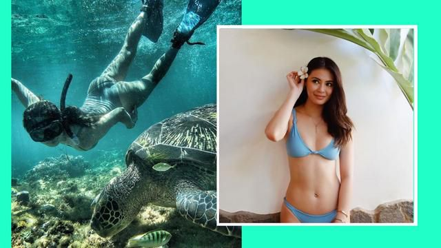 Sam Pinto's Underwater Adventures Will Make You Want To Try Skin Diving