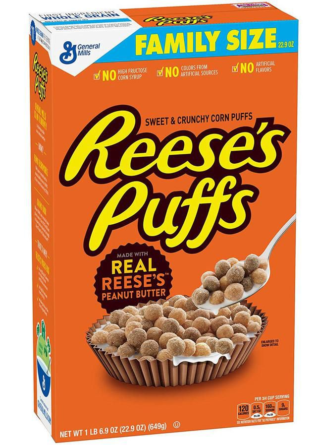The Official Sugary Breakfast Cereal Power Rankings
