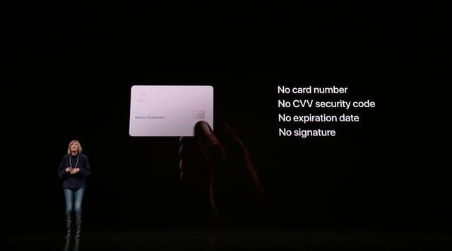 Apple Card: After Mocking Credit Cards, Apple Creates One