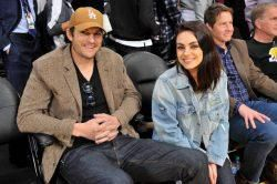 Mila Kunis Warning Ashton Kutcher To 'Grow Up' Or She'll Divorce Him?