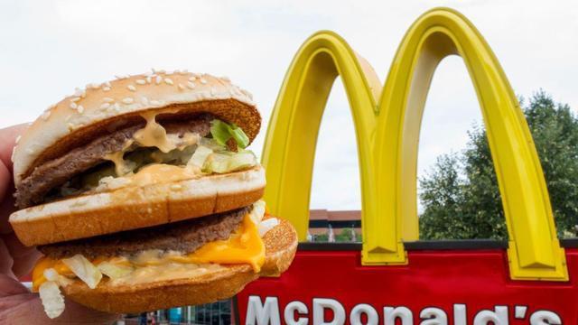 50 Cent Big Macs At McDonald's? Yes, Please