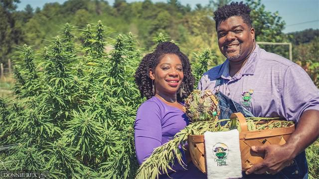 Pew Trusts: In A Newly Legal, Potentially Billion-Dollar Industry, Where Are The Black Hemp Farmers