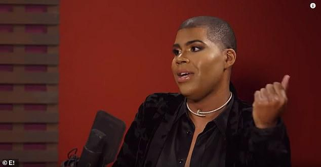 Magic Johnson's Reality Star Son EJ Johnson Says He 'Doesn't Feel The Need To Transition'