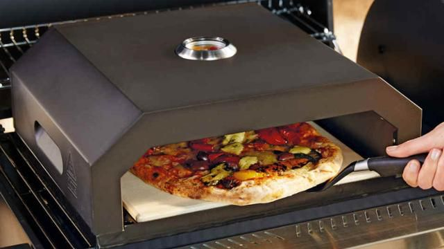 Aldi Is Selling Outdoor Pizza Ovens & It's About To Save You A Ton Of Money