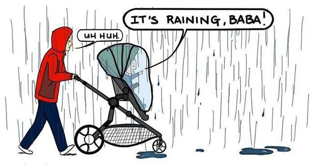 This Artist Drew 30 Comics That Show How Parenting Is Harder Than You Think