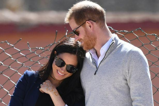 Meghan Markle And Prince Harry Embrace Good Life With Frogmore Cottage Vegetable Plot