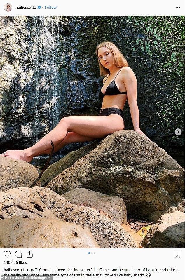 Eminem's Daughter Hailie Scott Mathers, 23, Looks Like A Bikini Model