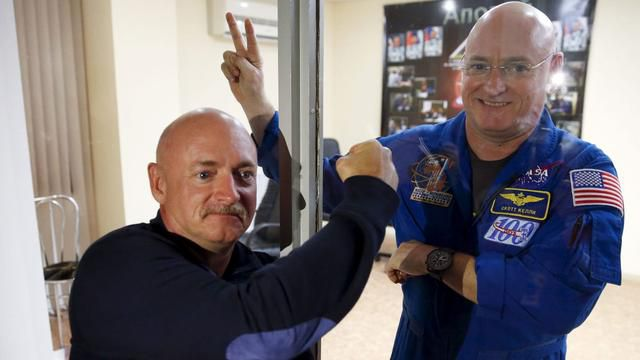 How NASA Got Scott Kelly's Blood Back To Earth For Twins Study
