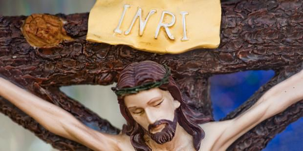 What Does INRI Mean?
