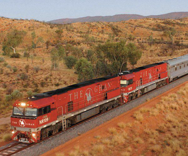 7 of the best luxury train journeys in the world