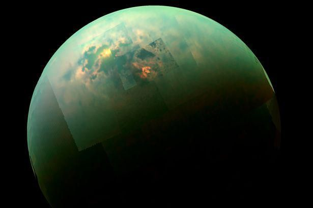 Saturn's Moon Titan Could Host Alien Life As NASA Finds Lakes On Surface