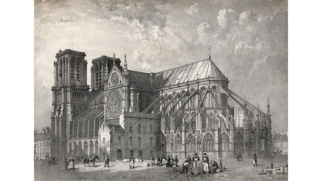 A Visual History Of Notre-Dame de Paris